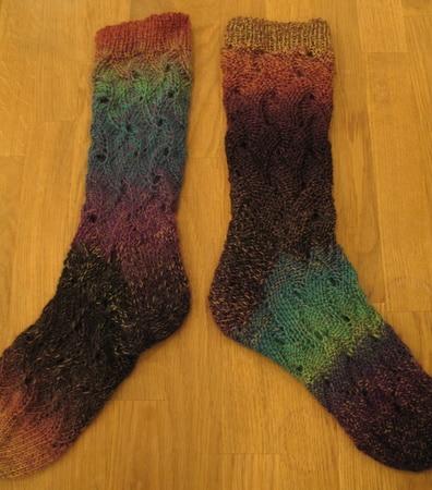Dvipusės kojinės