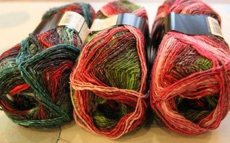 Silk Garden Sock S315