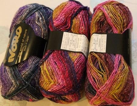 Silk Garden Sock S292