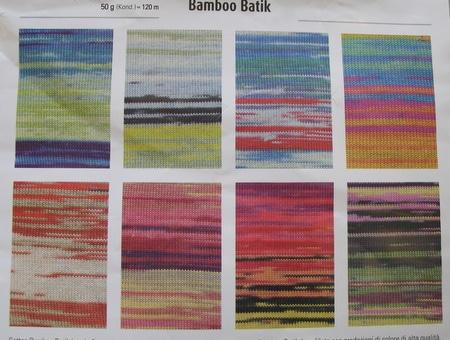 Cotton Bamboo Batik