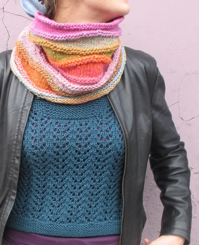 Wave cowl