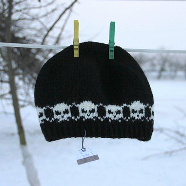 Kepurės po eglute