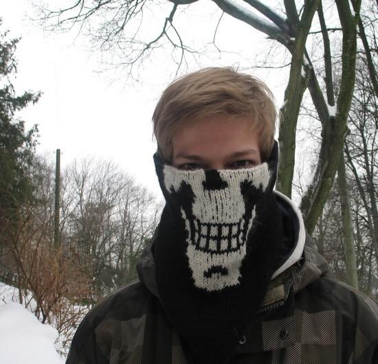 Skull Kerchief