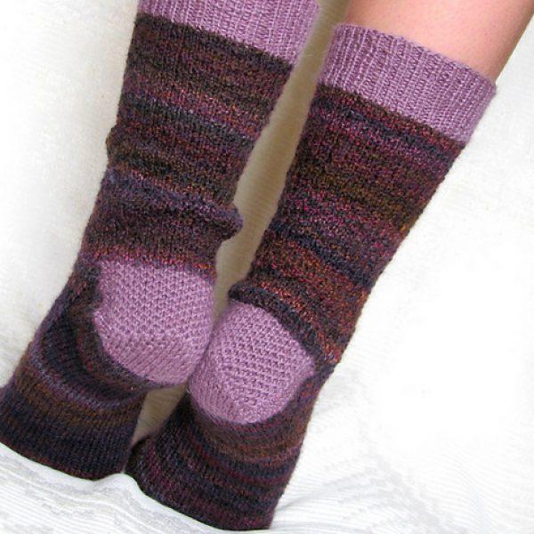 Dar kartą (ir ne paskutinį) apie kojines, nes