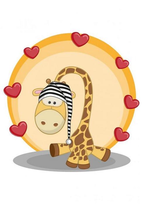 9313 kb giraffe