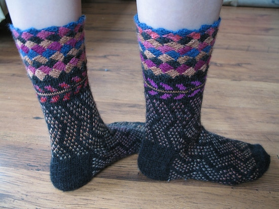 Muziejinės kojinės