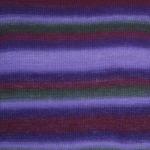 14 purple/green