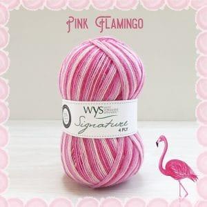 845 Pink Flamingo